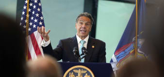 NY lifts more COVID-19 rules as it hits vaccination mark