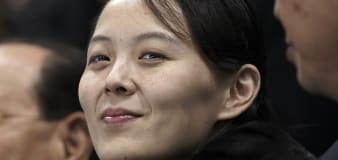 Kim's sister derides U.S. official, dismisses chances for talks
