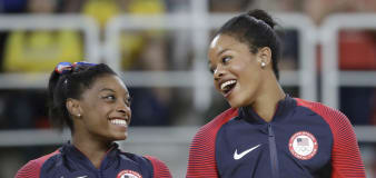 Simone Biles effect: Black participation rising in gymnastics