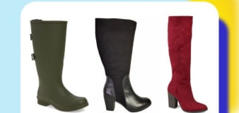 5 wide-calf boots for every occasion