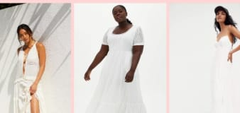 Shop these 6 white maxi dresses from sizes XS to 6X