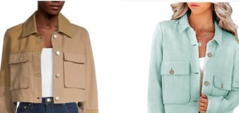 6 cropped lightweight jackets for cool evenings