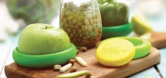 These lids keep your fruits and vegetables fresher