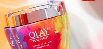 Olay dropped its limited-edition Pride-inspired face cream, and it'll be gone in a few weeks