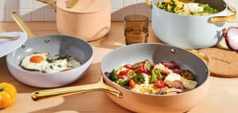 Instagram lives for this photo-worthy cookware set