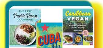 6 cookbooks from Caribbean chefs and cooks