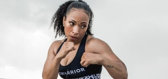 This Black-owned brand is inspired by women boxers