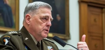 Chinese weapons test 'very concerning': Gen. Milley