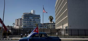 Cuba-U.S. tensions mount over pending protests