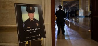 Capitol Police officer's cause of death revealed