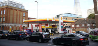 Britain puts army on standby as panic buying leaves gas pumps dry