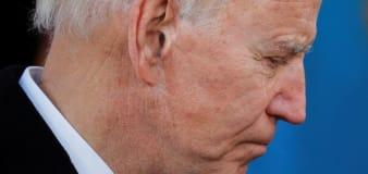 An emotional Biden bids farewell to Delaware