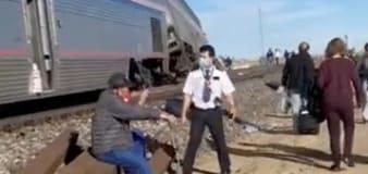 At least 3 deaths, multiple injuries in derailment