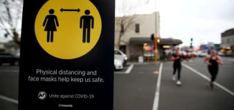 New Zealand's largest city Auckland back to lockdown