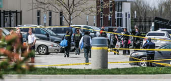 Indianapolis gunman was detained over mental illness