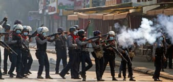 Multiple dead on bloodiest day of Myanmar protests