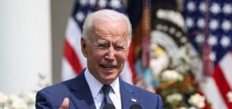 Biden pushes for long COVID sufferers to be protected by law