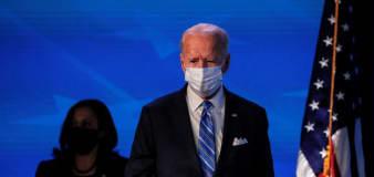 Biden to unveil coronavirus vaccine distribution plan
