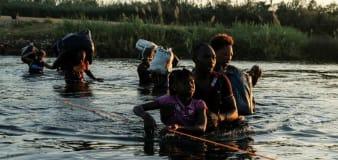 WH condemns tactics used against Haitian migrants
