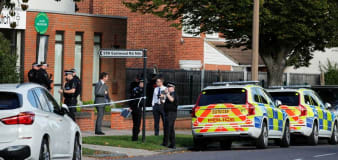 British lawmaker stabbed to death in church