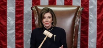 Eyes on Pelosi over Trump impeachment trial timing
