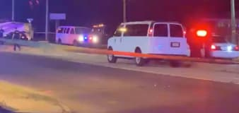 Five people shot in Louisiana incident