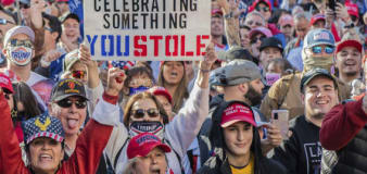 The 2020 election wasn't 'stolen.' Here's the proof.