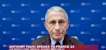 Dr. Fauci says concert venues could reopen in fall
