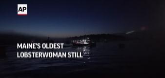 Lobsterwoman, 101, has no plans to stop