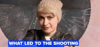 Alec Baldwin's wife Hilaria addresses shooting