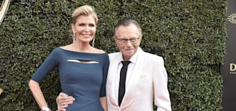 Shawn King remembers husband Larry King