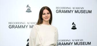 Lana Del Rey defends new album cover after criticism