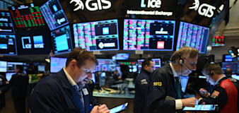 Stock market news live updates: Stocks fall as investors pause after vaccine-fueled rally