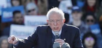 Sanders is focusing on Social Security in a big way