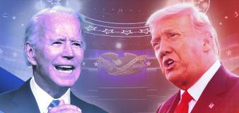 Live: 1st presidential debate