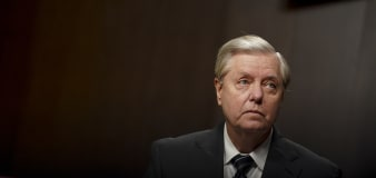 Lindsey Graham pleads for help in Senate race