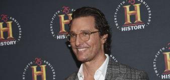 McConaughey reunites with cast of fan-favorite film
