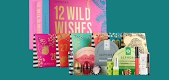 Sephora Collection's advent calendar is perfect