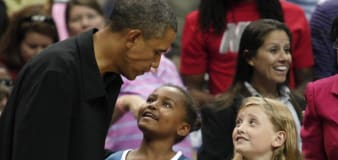 Why Obama quit coaching hoops after winning title