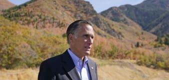 Romney blasts Trump for 'heartbreaking' loss of life