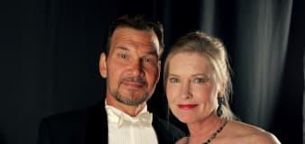 Patrick Swayze's widow reflects on 'Ghost'