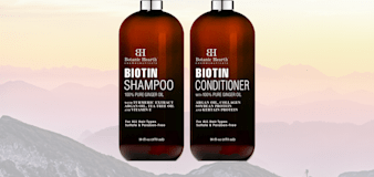 This shampoo and conditioner for thin hair is $23