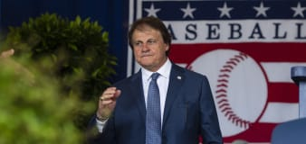 La Russa during DUI: 'I'm a Hall of Famer'