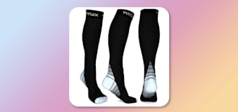 40K Amazon shoppers love these compression socks