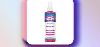 My secret to glowy skin is this $11 rosewater spray