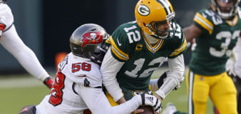 Brady, Bucs outlast Packers, headed to Super Bowl