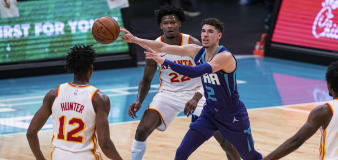 LaMelo Ball makes NBA history in Saturday game