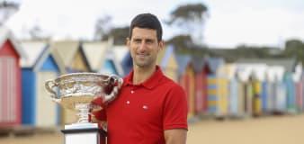 'I have feelings': Djokovic responds to critics