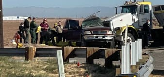 SUV carrying 25 crashes with semitruck, killing 13