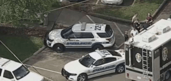 Police fatally shoot man they say charged officers